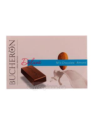 Шоколадные конфеты Bucheron Молочный шоколад с миндалем 95 гр