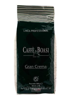 Кофе Boasi в зернах Bar Gran Crema 1 кг