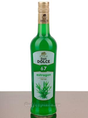 Сироп Don Dolce Тархун 0,7 л