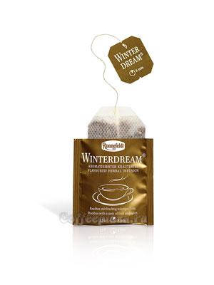 Чай Ronnefeldt Winter dream/Зимние грезы пакетированный чай в индивидуальной упаковке 25 шт х 1,25гр