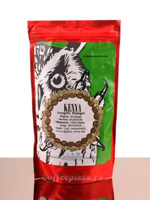 Кофе Owl в зернах Kenya AA Baragwi Guama 1 кг