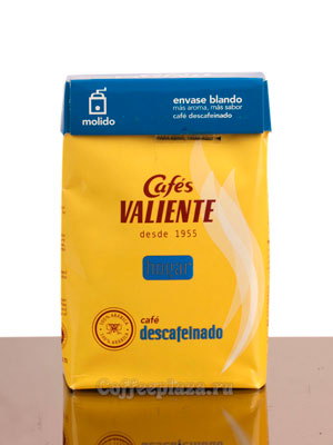 Кофе Valiente молотый Hogard Decaf 250 гр