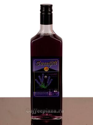 Сироп Sweetfill Лаванда 0,5 л