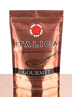 Кофе Italica растворимый Gourmet 100 гр
