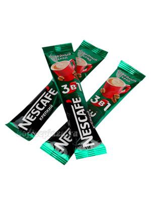 Кофе Nescafe 3 в 1 Крепкий в стиках (поштучная продажа)