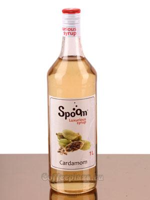 Сироп Spoom Кардаман 1 л