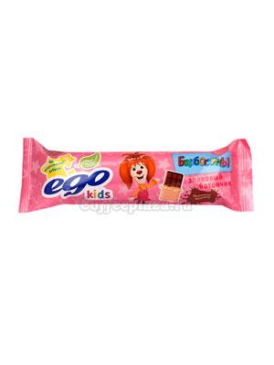 Батончики Мюсли Ego Kids Молочный шоколад