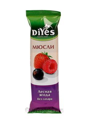 Мюсли Diyes Лесная ягода без сахара