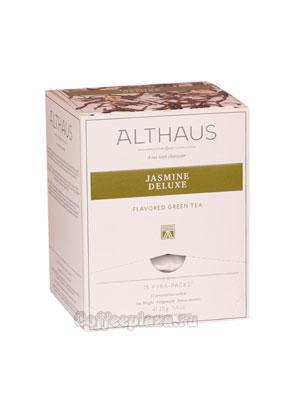 Чай Althaus Jasmin Delux Зеленый 15x2.75 гр пакет