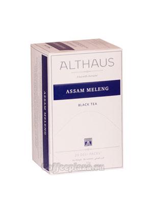 Чай Althaus Assam Meleng черный 20х1,75 гр пакет