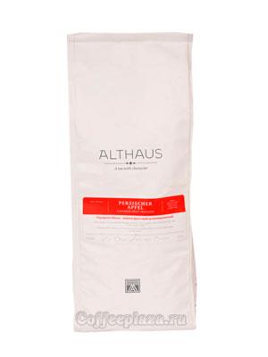 Чай Althaus листовой Persischer Apfel ароматизированный 250 гр