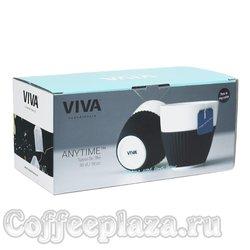 VIVA Anytime Чайный стакан (комлект 2шт) 0,3 л (V25422) Темно-синий