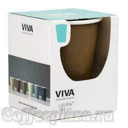 VIVA Laura Чайный стакан 0,2 л (V70052) Коричневый