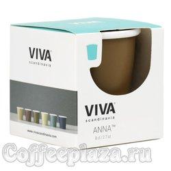 VIVA Anna Стакан 0,08 л (V70152) Коричневый