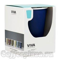 VIVA Andy Чайный стакан 0,32 л (V70851) Синий