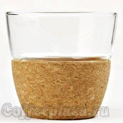 VIVA Cortica Чайный стакан (комлект 2шт) 0,2 л (V71200) Прозрачный