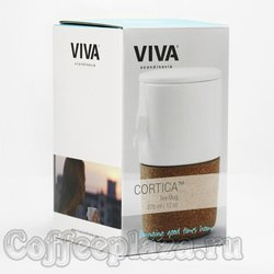 VIVA Cortica Чайный стакан 0,37 л (V78102) Белый