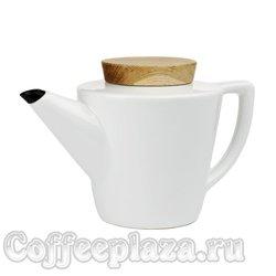 VIVA Infusion Чайник заварочный с ситечком 1 л (V70600) Белый