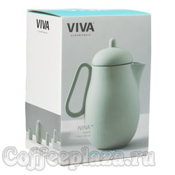 VIVA Nina Чайник заварочный с ситечком 1 л (V79846) Зеленый