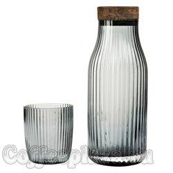 VIVA Cristian Графин с двумя стаканами (V76300) Прозрачный