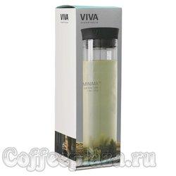 VIVA Minima Графин с фильтром 1 л (V76901) Прозрачный