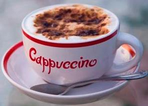 капучино кофе фото